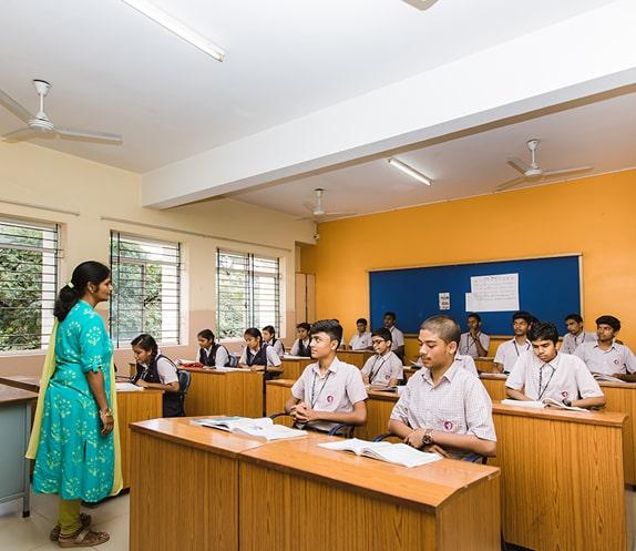 Among the Best Schools in Bangalore - RV Public School