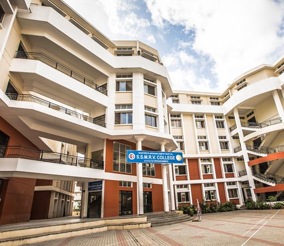 SSMRV College