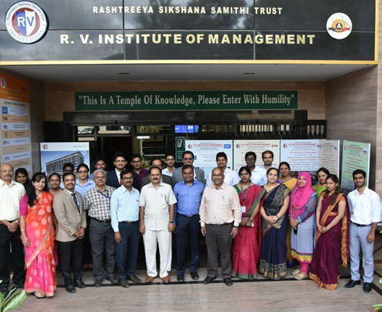 Faculty Development Program at RV Institute of Management