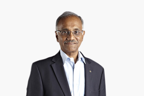 RV Institutions' Honorary Secretary - Mr. A V S Murthy