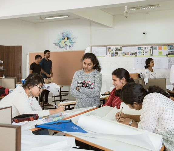 Group Studies in RV College of Architecture