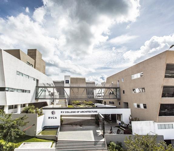 Campus of RV College of Architecture