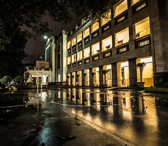 RV Educational Institutions Trust Building